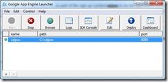 AppEngineLauncher